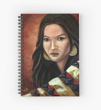 The Southwest Blanket Spiral Notebook