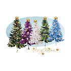 Christmas trees (986 Views) by aldona