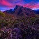 Bulla Meela Sunset by Paul Pichugin