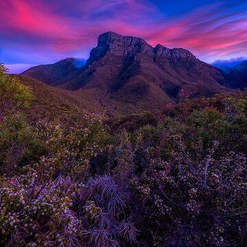 Bulla Meela Sunset by paulmp