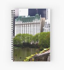 The Plaza Hotel, New York City Spiral Notebook