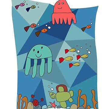 kidostyle: Sea life for boys by kidostylebrand