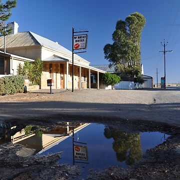 Mount Bryan Hotel, South Australia 2018 by muz2142