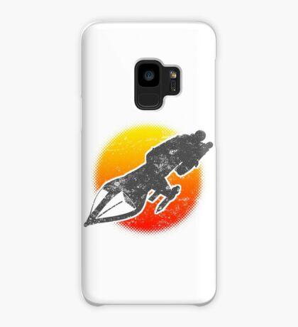 Space IX Hawk Mark Interceptor 1999 Dive Light Case/Skin for Samsung Galaxy