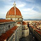 Duomo in Florence by Neil Buchan-Grant
