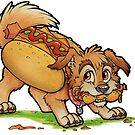 Hot Dog! by TynderBluekoinu