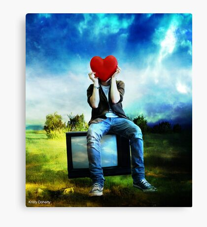 will you love me  Canvas Print