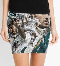 Art Asensio Wallpaper Mini Skirt