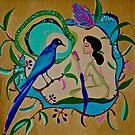 Madeline's Garden by MarleyArt123