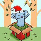 Koala - Hello Christmas by eddcross