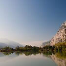 Lake Toblino (2) by Neil Buchan-Grant