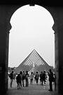 Postcards - Paris by Kent DuFault