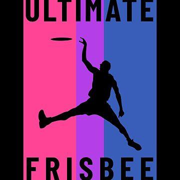 Ultimate Frisbee Bisexual Flag by hadicazvysavaca