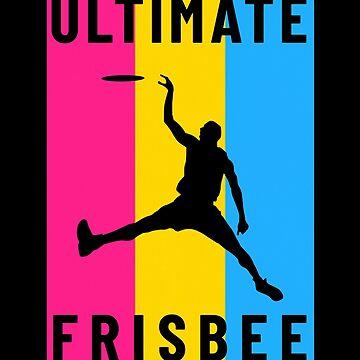 Ultimate Frisbee Pansexual Flag by hadicazvysavaca
