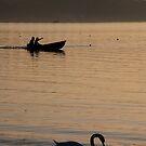 Lake Varese by Neil Buchan-Grant