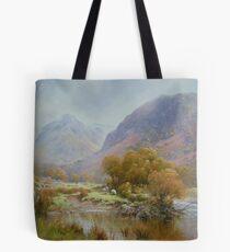 Borrowdale 2, Cumbria, England Tote Bag