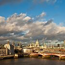 London Scene by Neil Buchan-Grant