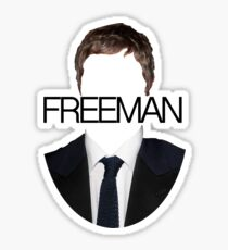 Martin Freeman Sticker