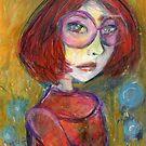 Trough pink by Ida Jokela