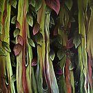 Forest & Lizzards by bettinadreier75
