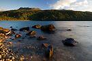 Mt Tarawera by Michael Treloar