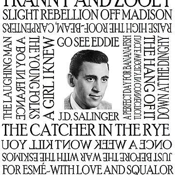 Salinger Works by silentstead