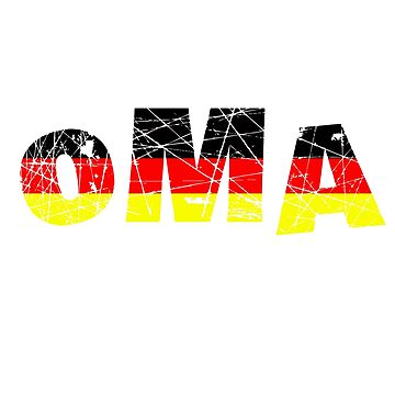 OMA (German flag) by Faba188