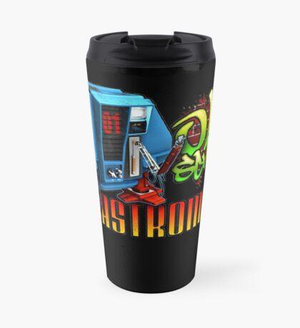 Old School Astromech - Back Travel Mug