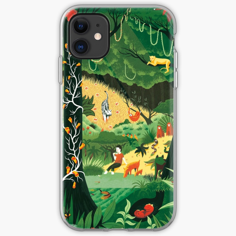 It's a jungle out there iPhone Case & Cover