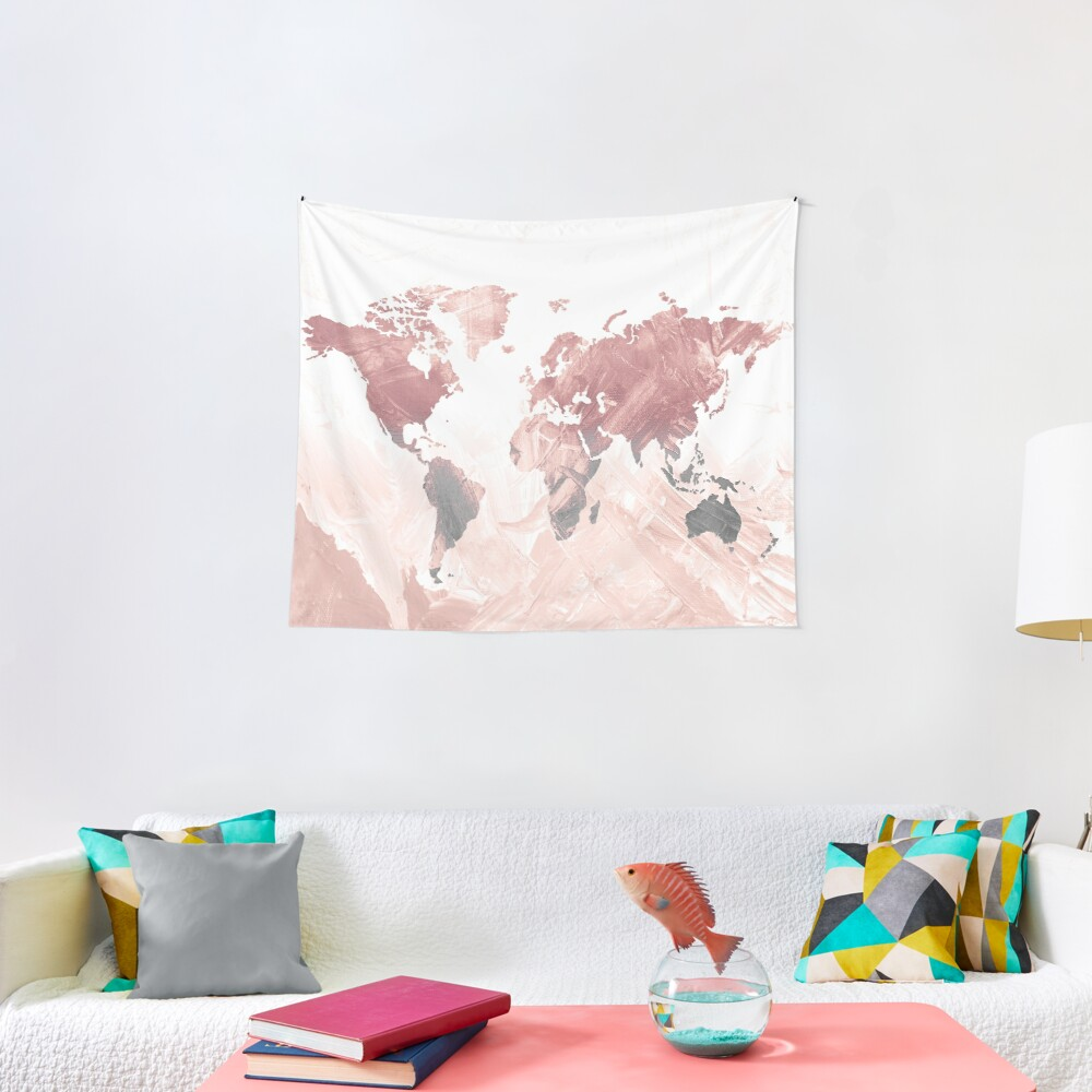 MAP-Freedom vibes worldwide  IΙ Tapestry