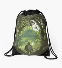 It's dangerous to go alone Drawstring Bag