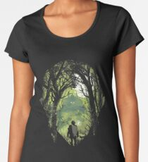 It's dangerous to go alone Women's Premium T-Shirt