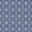 Azul Tiles by lalainelim