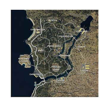 Blackout Map by appelschaal1