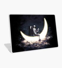 Mond Segeln Laptop Skin