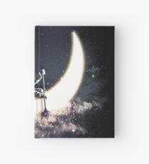 Mond Segeln Notizbuch