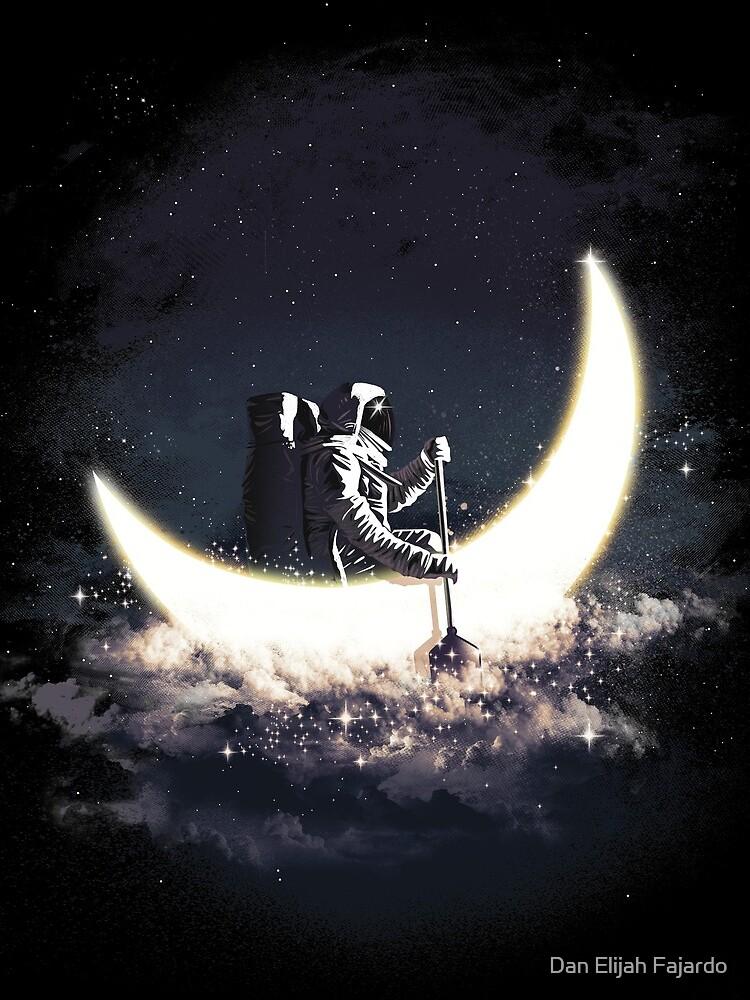Mond Segeln von dandingeroz