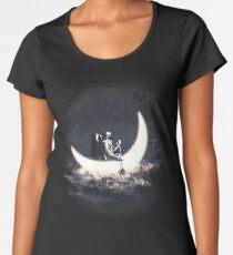 Moon Sailing Women's Premium T-Shirt