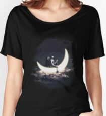 Moon Sailing Women's Relaxed Fit T-Shirt