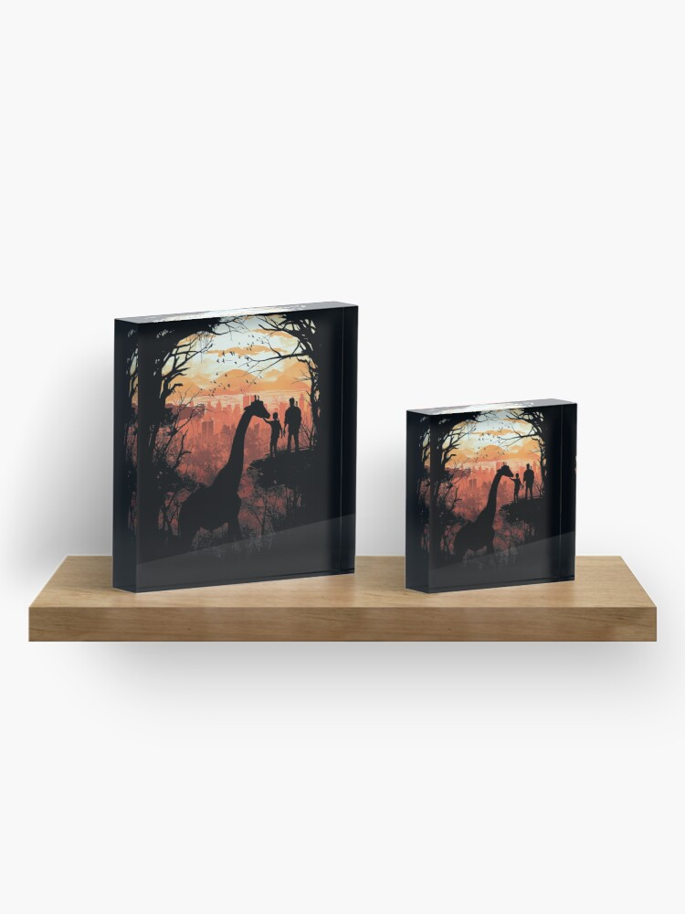 Alternate view of The Last of Us Acrylic Block