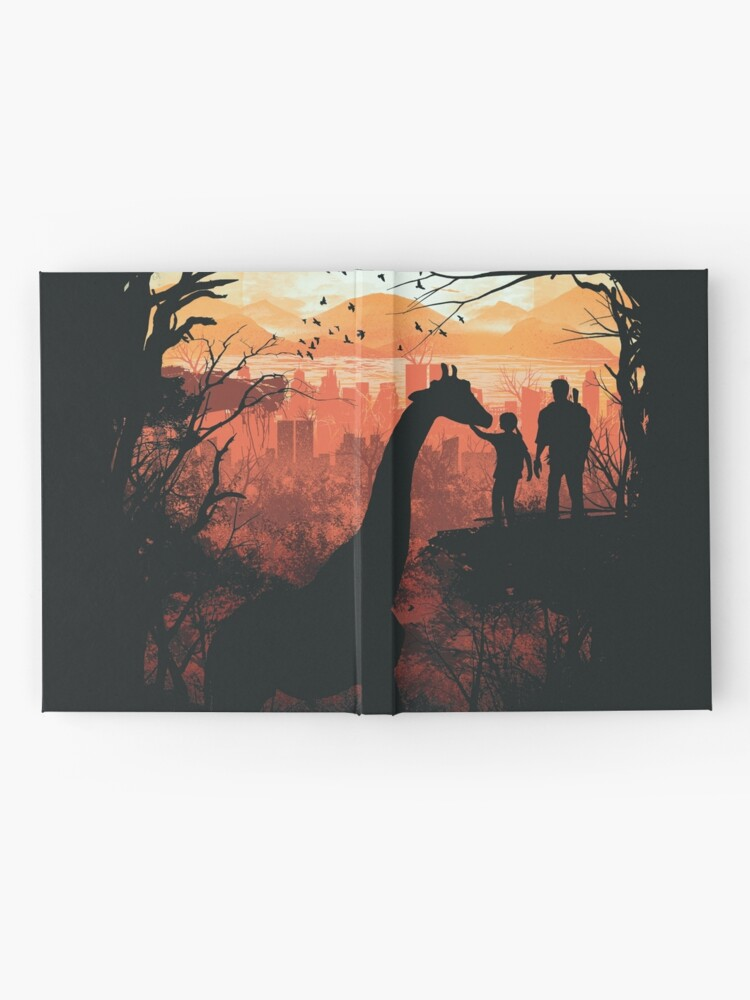 Alternate view of The Last of Us Hardcover Journal
