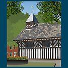 DENTON - St. Lawrence Church by CRP-C2M-SEM