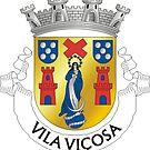Coat of Arms of Vila Viçosa, Portugal by Tonbbo