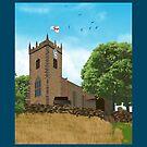 STRINES - St Thomas, Mellor by CRP-C2M-SEM