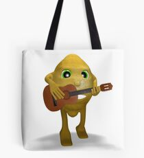 lemon guitar Tote Bag