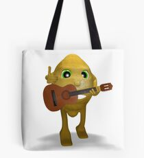 lemon guitar so good Tote Bag