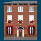 DAVENPORT - Blossoms Pub by CRP-C2M-SEM