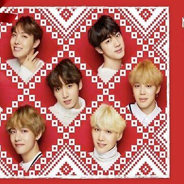 BTS // CHRISTMAS EDITION by lyshoseok