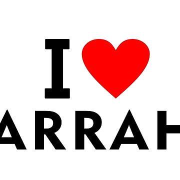 I love Arrah city by tony4urban