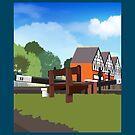 MARPLE - Canal Lock Flight by CRP-C2M-SEM